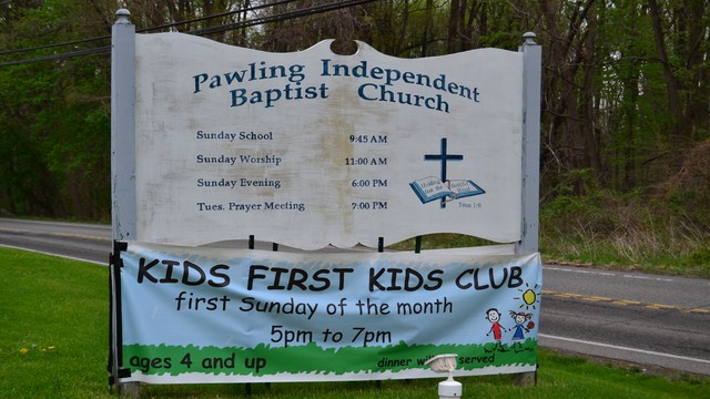 Kids Club at Pawling Independent Baptist Church